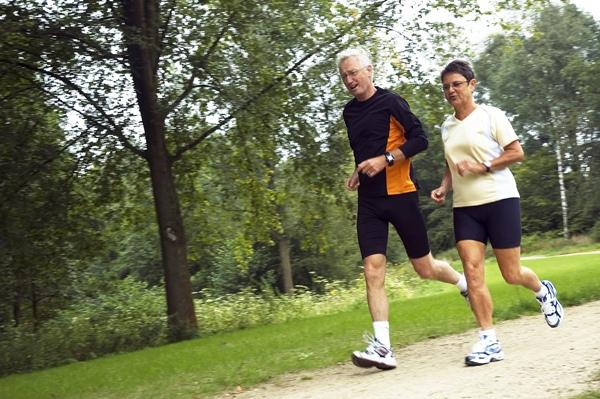 galite bėgioti su hipertenzija