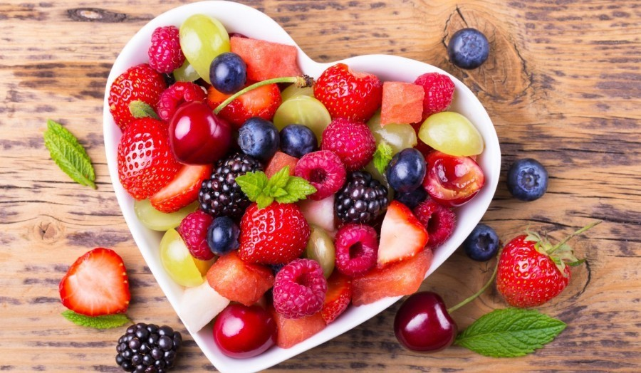 Koks maistas padeda širdžiai?