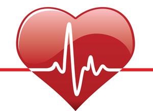 sveikatos širdies ritmas didelis)