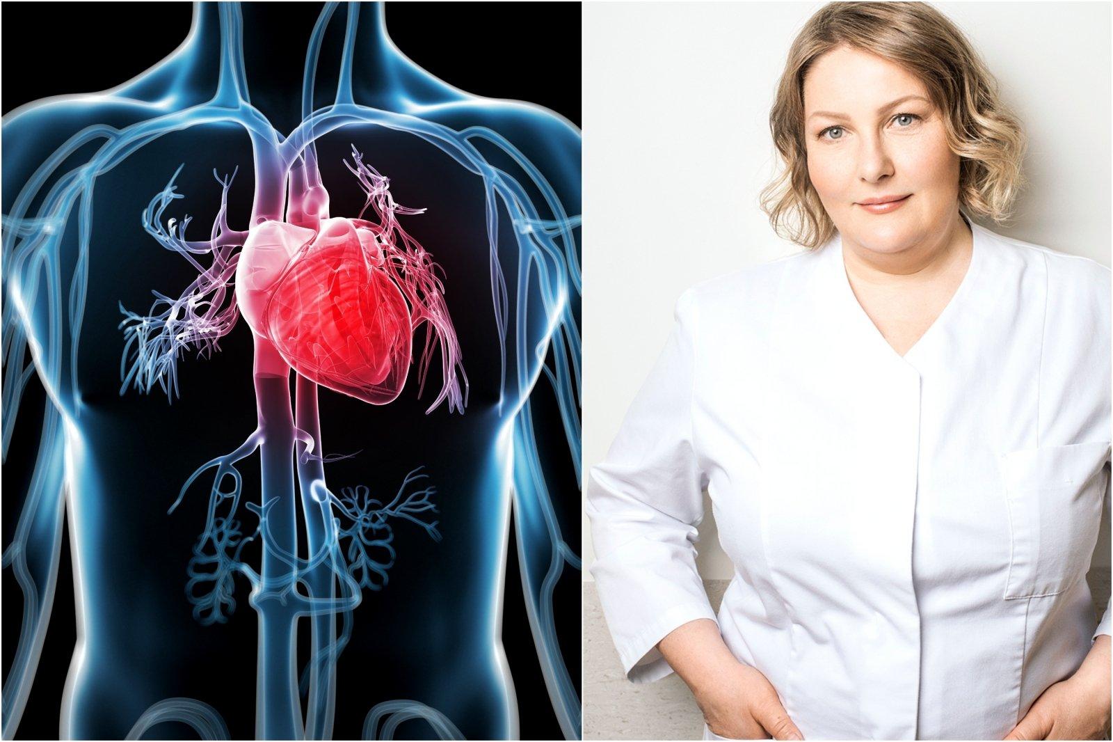 moterų sveikata širdies liga