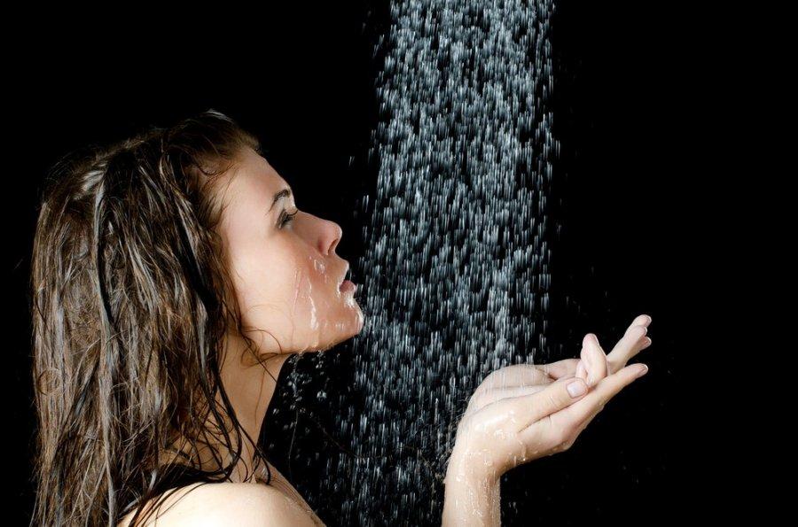 hipertenzija ir šaltas vanduo)