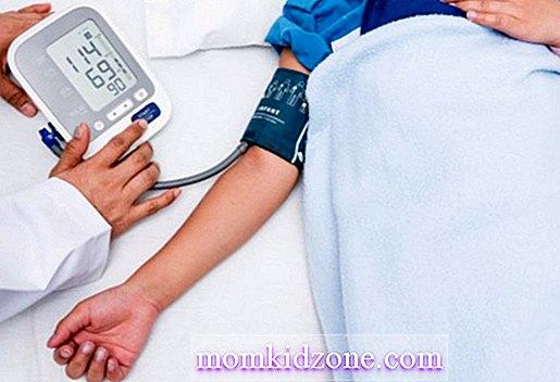 hipertenzijos tipai ir priežastys)