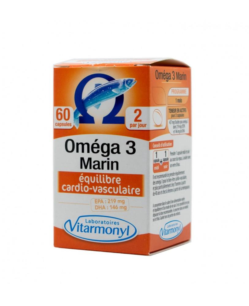 omega 3 - širdies ir smegenų sveikatai