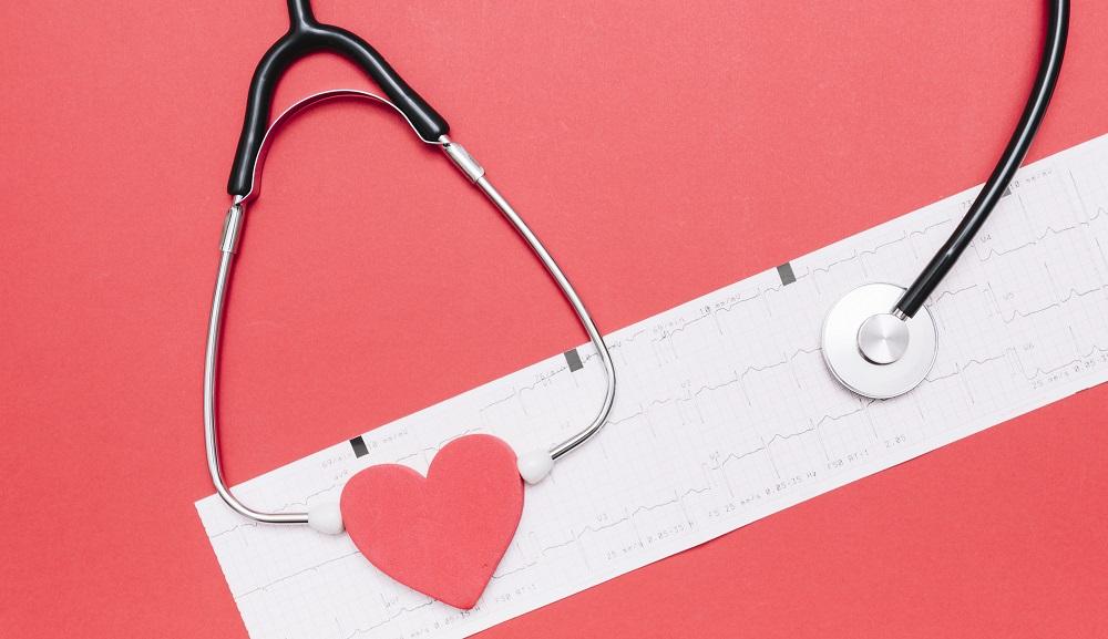 sveikatos širdies ritmas didelis