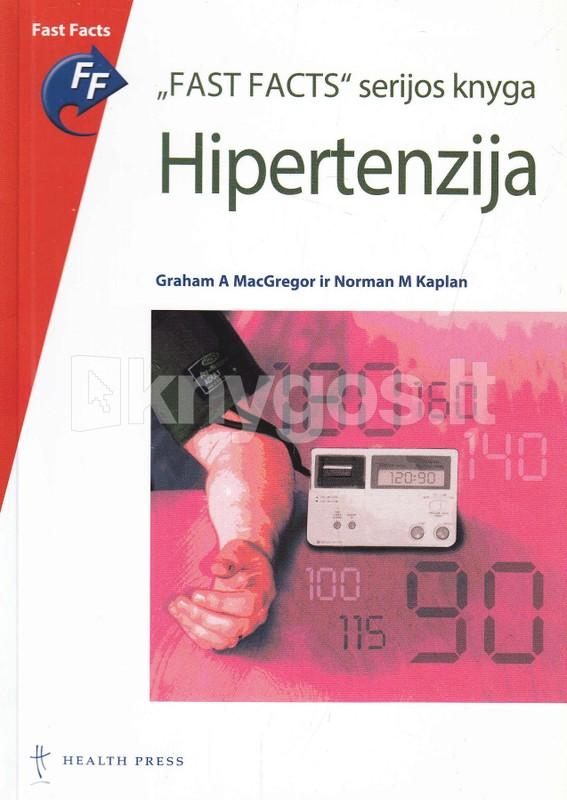 knygos hipertenzijai gydyti