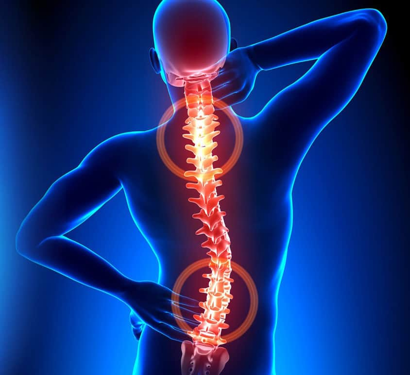 ar gali atsirasti hipertenzija nuo osteochondrozės