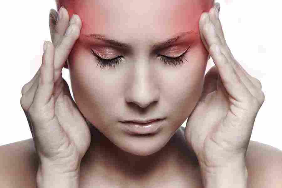 hipertenzija, kaip numalšinti galvos skausmą