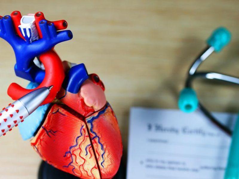 širdies sienos hipertenzija