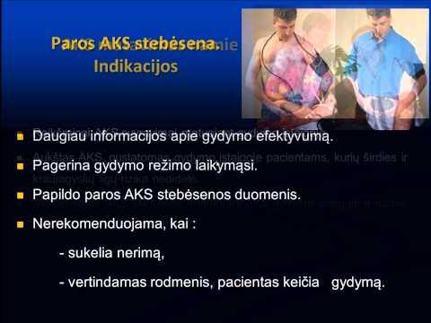 hipertenzijos paskaitos video