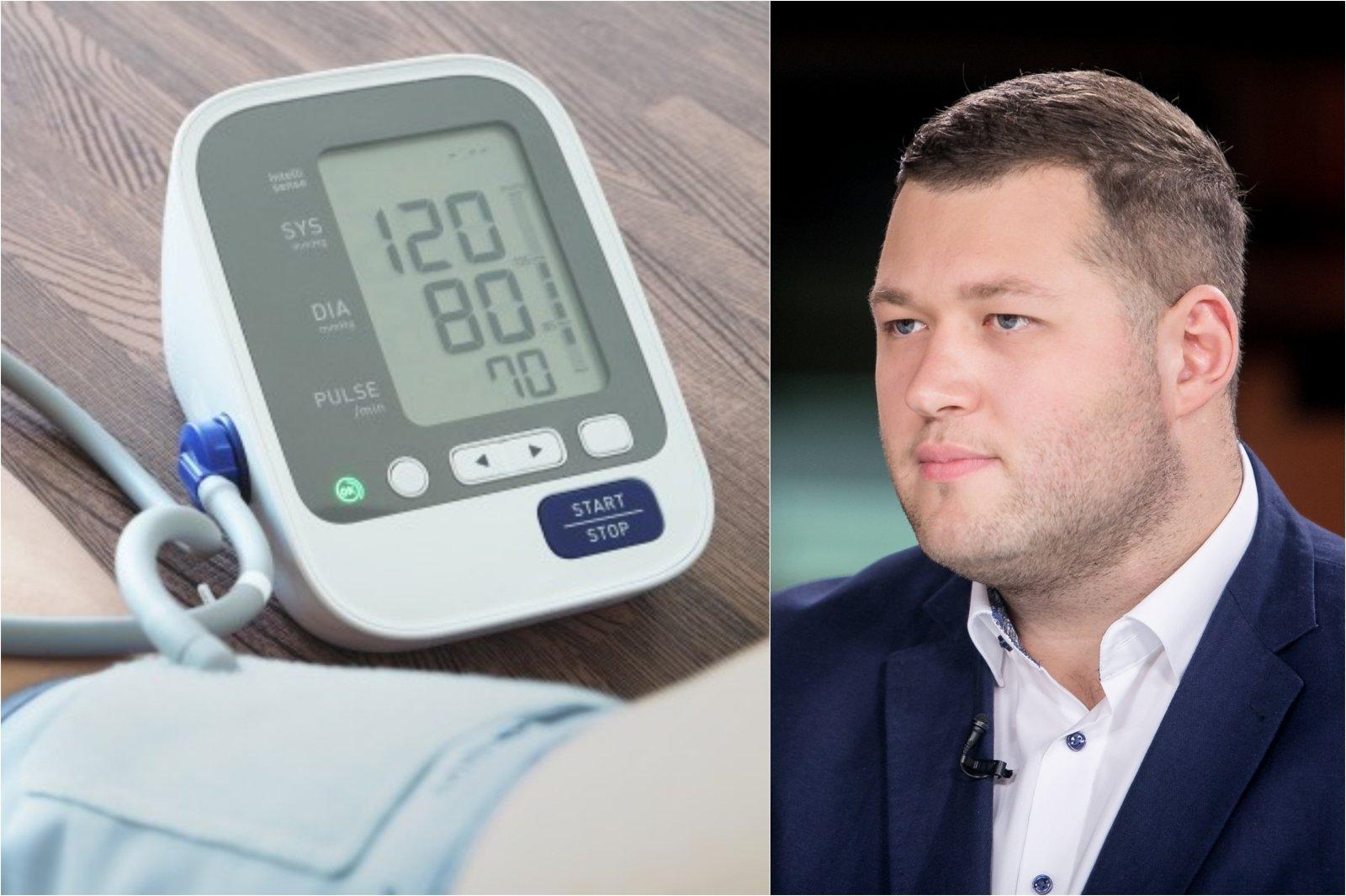 kaip kardiologas apibrėžia hipertenziją galite išgydyti 3 laipsnio hipertenziją