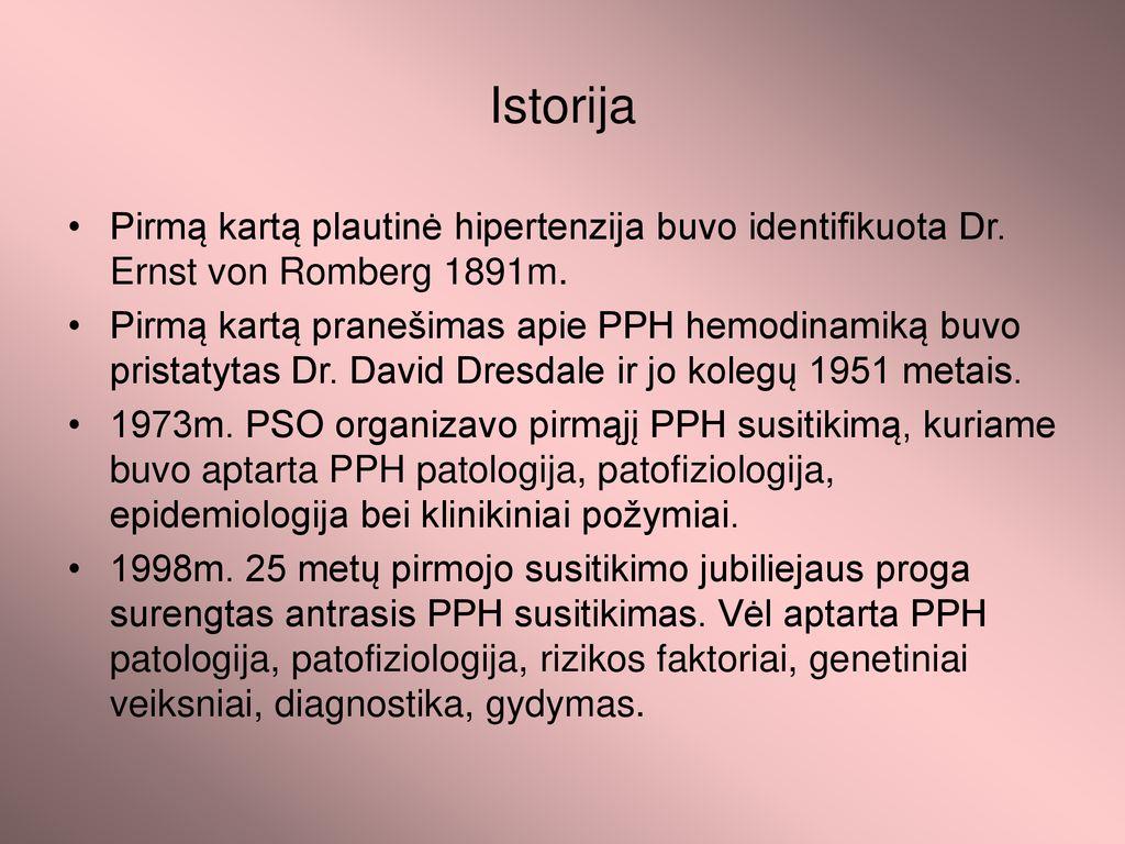 versti hipertenzija hipertenzija vyrai ir moterys