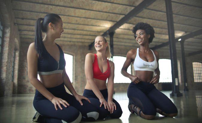Fizinio aktyvumo – tiek, kiek reikia