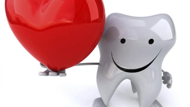 burnos sveikata susijusi širdies liga
