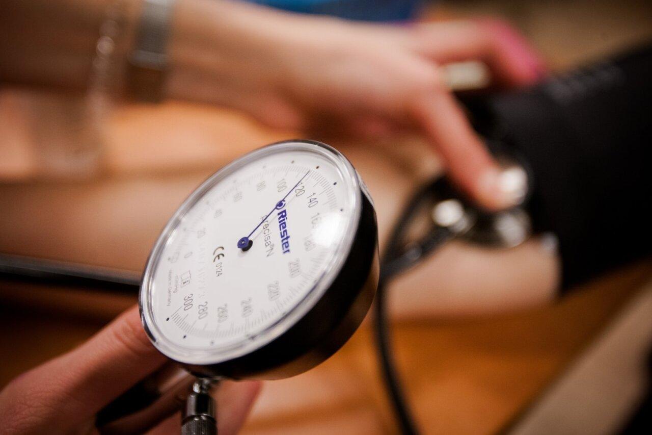 hipertenzija, kiek gyvena