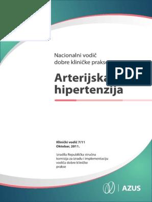 hipertenzija Karlovy Vary