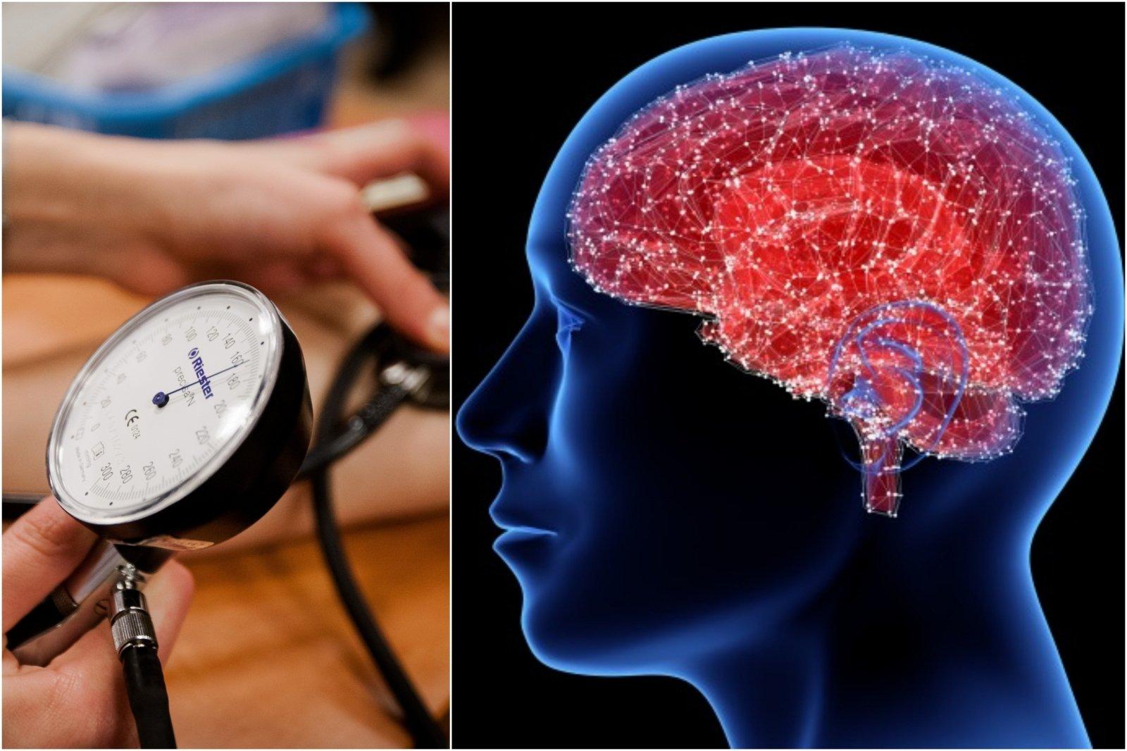 kaip sužinoti apie hipertenziją moterų sveikata širdies liga