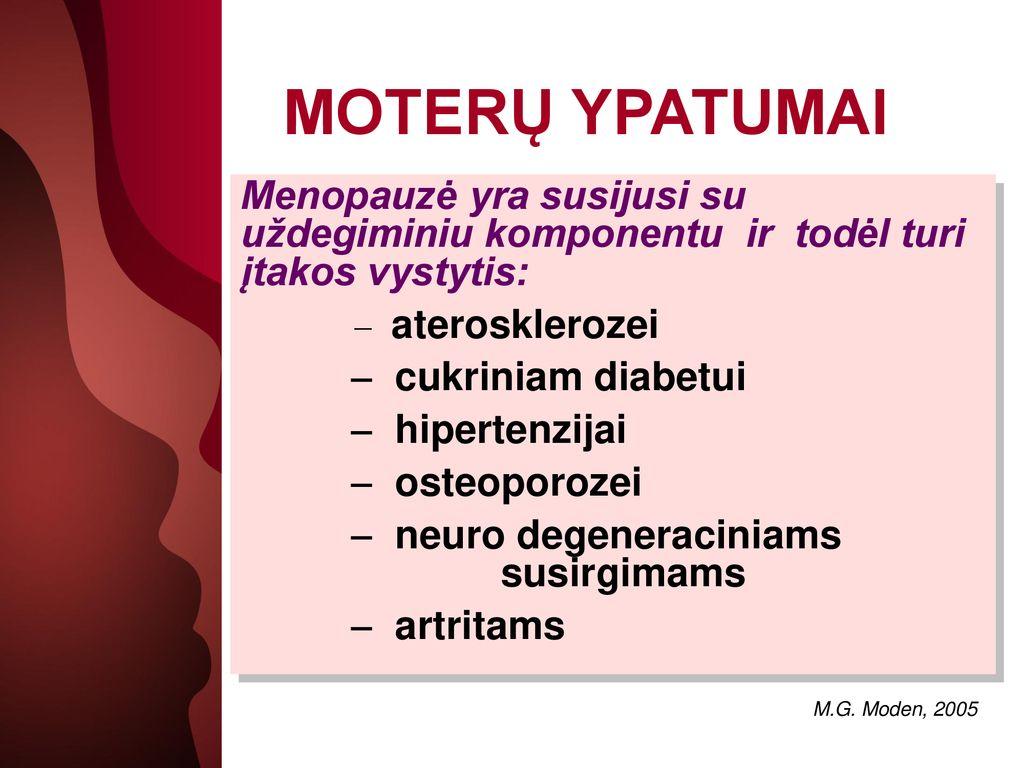 Slėgio šuoliai menopauzės metu: kaip išspręsti šią problemą