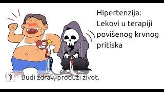 hipertenzija su bradikardija