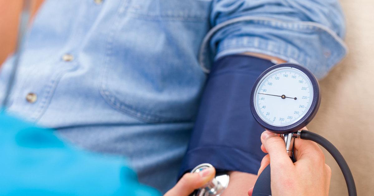 kokios yra hipertenzijos komplikacijos