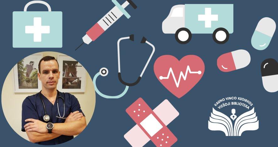 medicina ir sveikatos hipertenzija