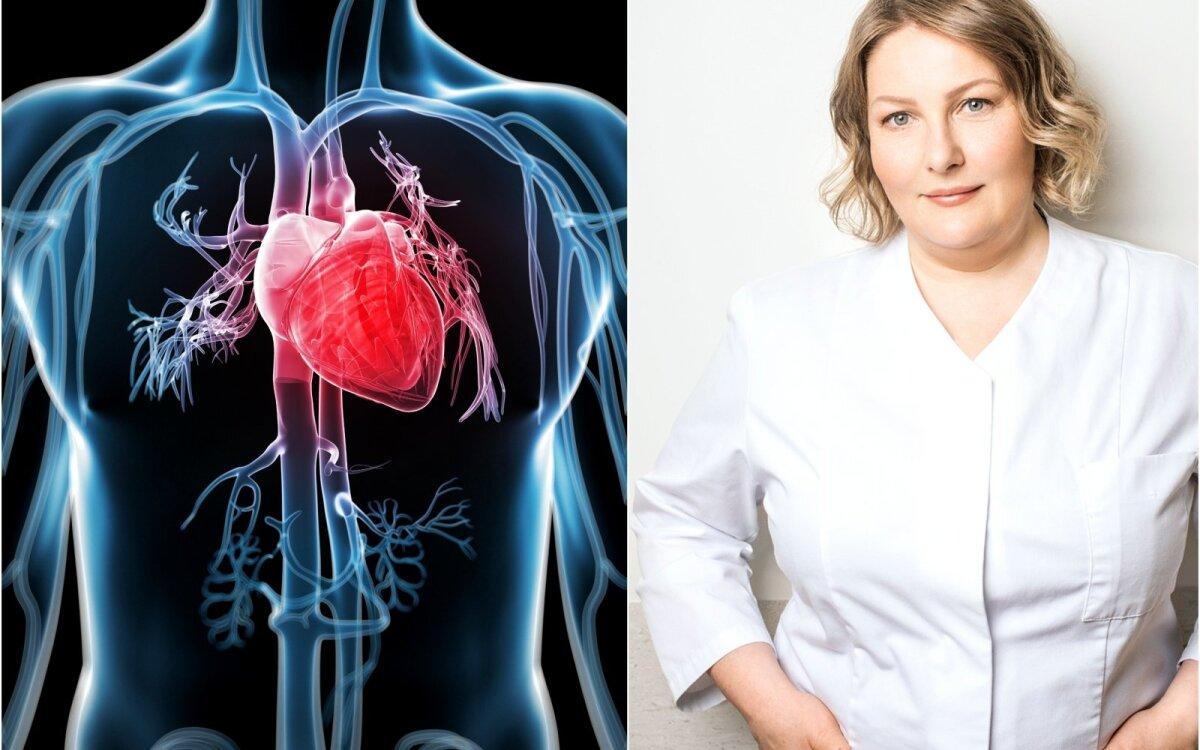 mankštos ir širdies sveikatos nauda sunkumo hipertenzija