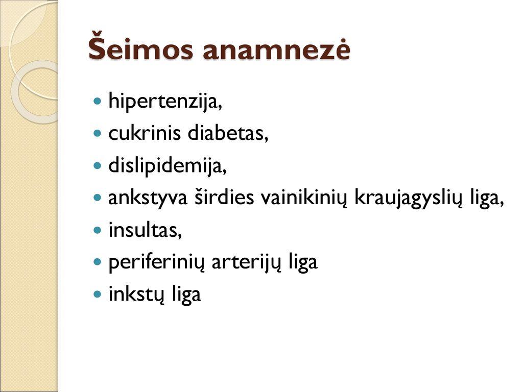 inkstų hipertenzija sergant cukriniu diabetu)