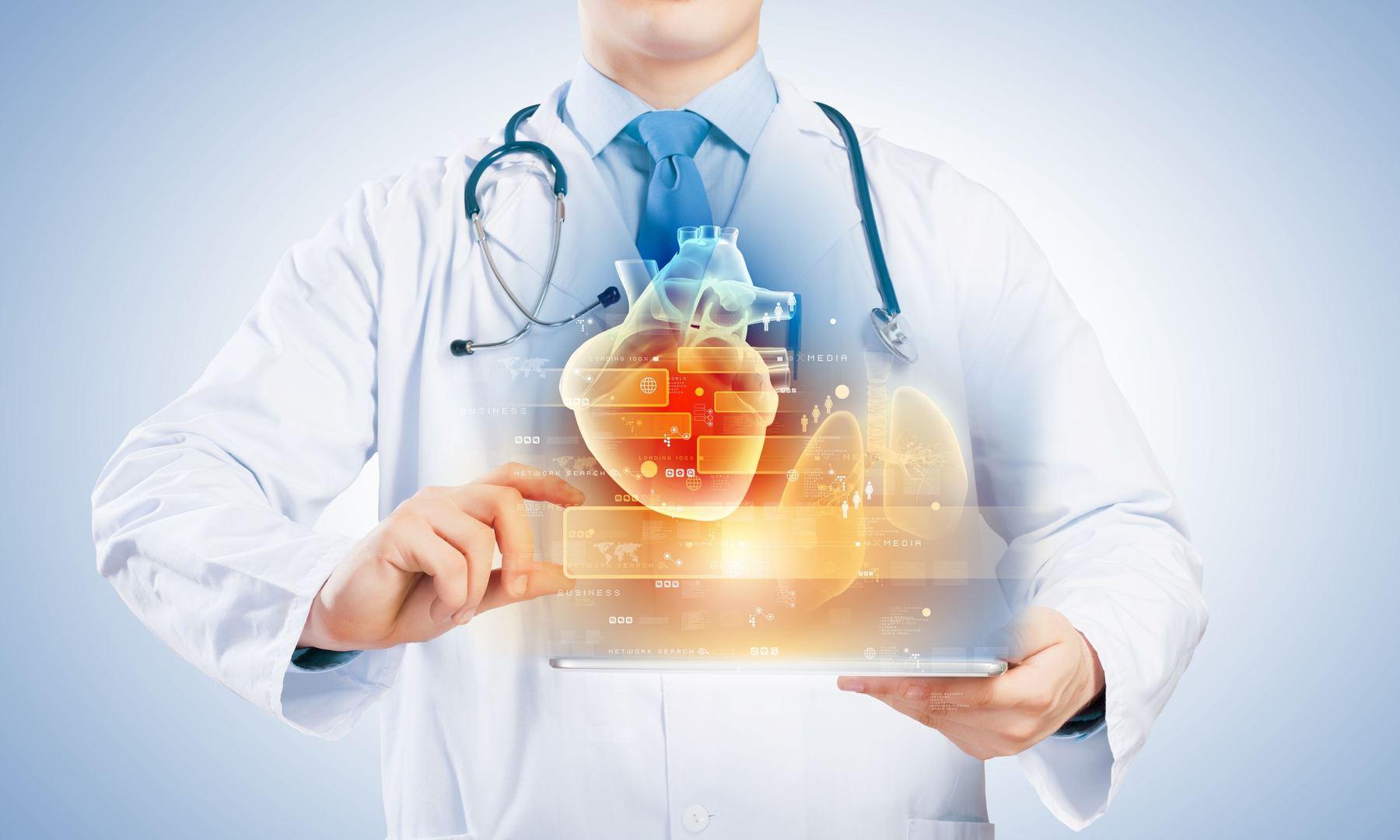 širdies nepakankamumo sveikatos aspektai