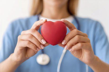 30 dienų iki jaunesnės širdies sveikatos