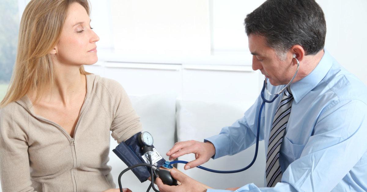 padidėjęs nuovargis su hipertenzija)