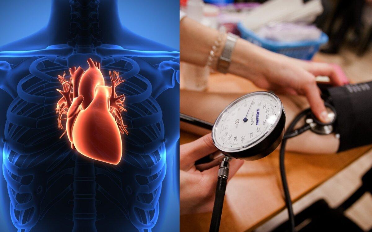 širdies sveikatos dieta ir mankšta kas skiriama sergant 2 laipsnio hipertenzija