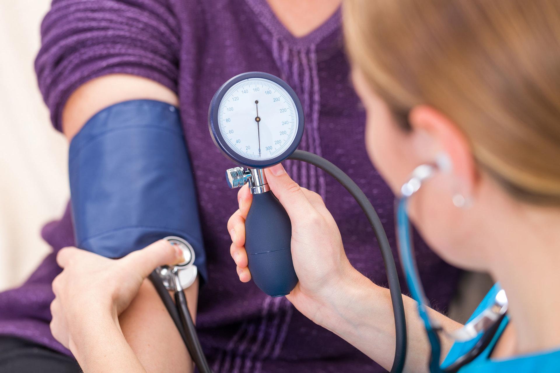 kaip sumažinti pulsą esant hipertenzijai)
