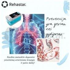 Deguonies trūkumas gydant smegenų simptomus
