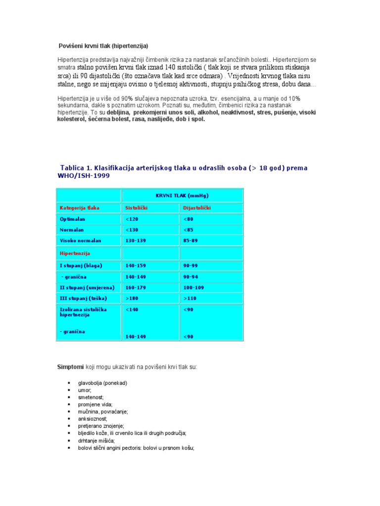hiperkalcemija hipertenzija vaistai nuo hipertenzijos pavadinimo