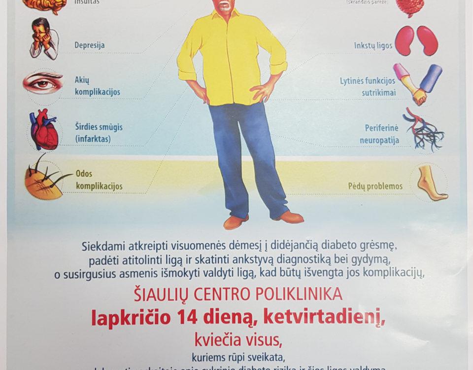 diabetikų hipertenzijos gydymas)