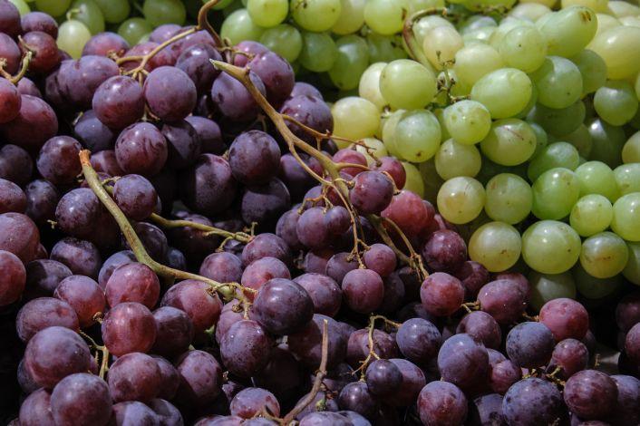 vynuogės ir širdies sveikata)