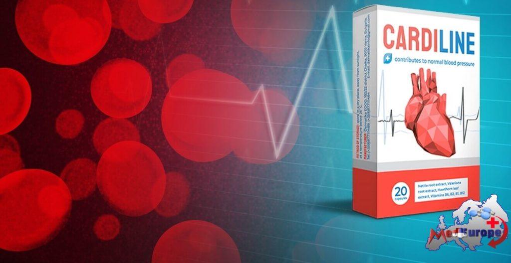 hipertenzija kaip stabilizuoti kraujospūdį)
