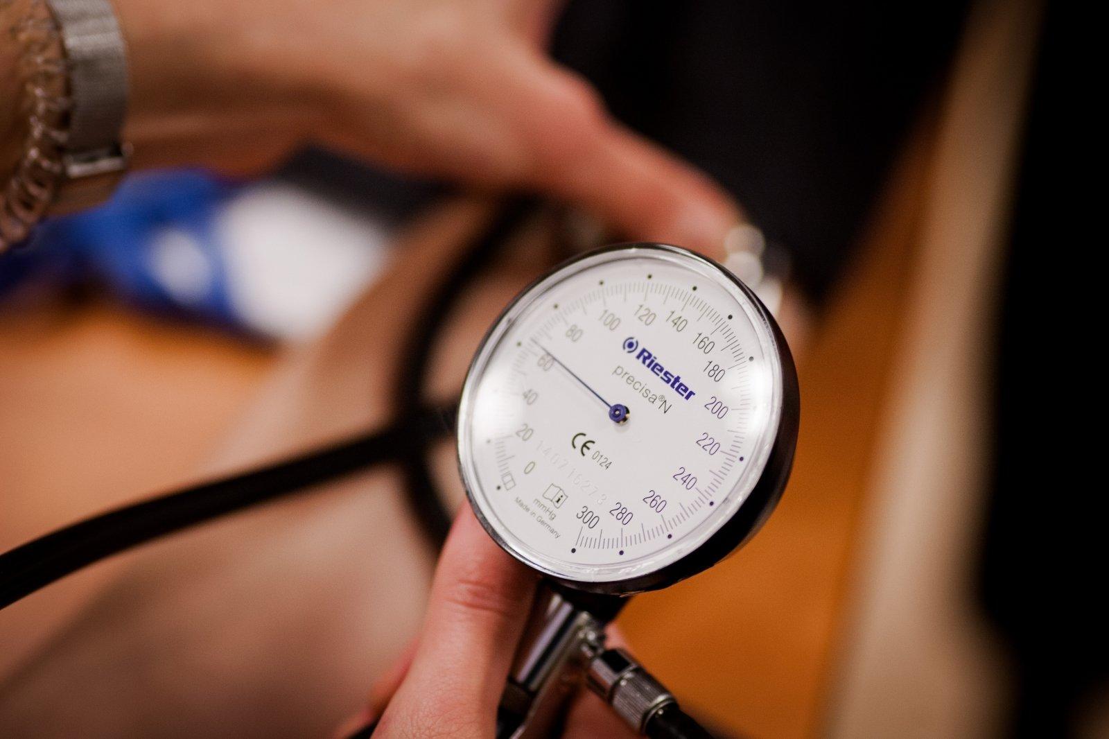 kaip liaudiškai gydyti hipertenziją