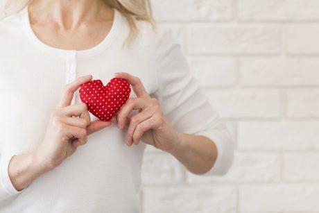 pagerinti širdies sveikatos mitybą