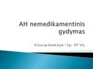 kaip gydyti hipertenziją liaudies)