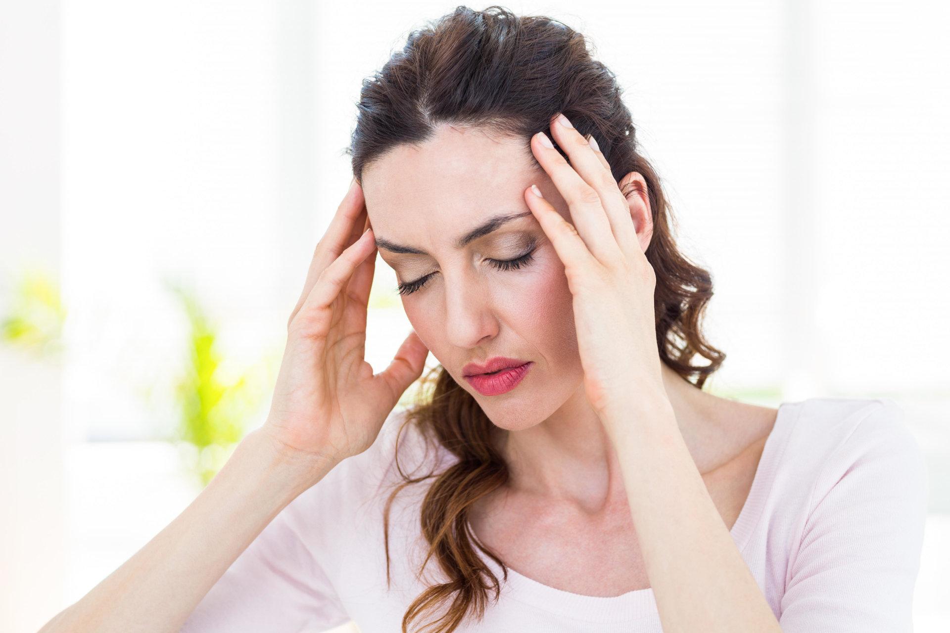 hipertenzija galvos skausmas ka daryti