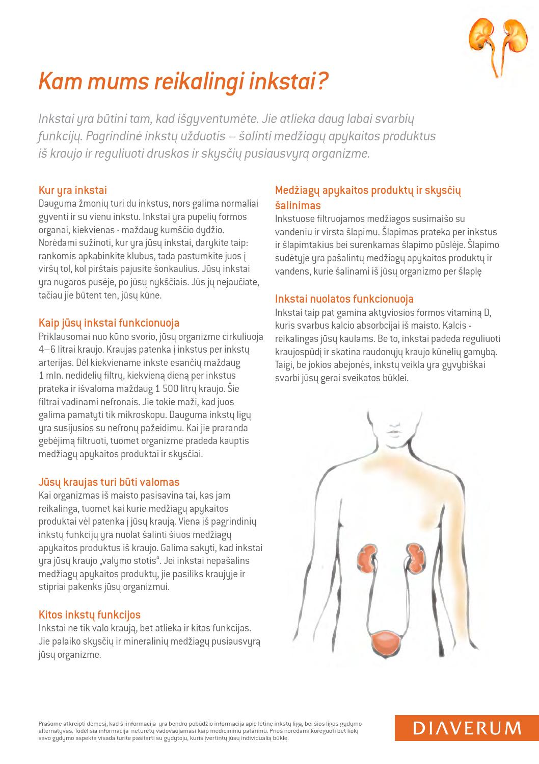 hipertenzijos gydymas sergant inkstų liga hipertenzija ir epilepsija