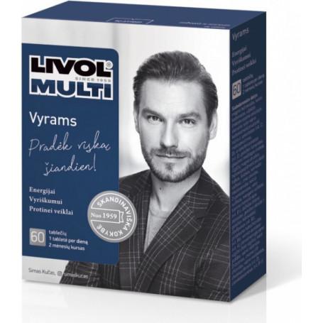 širdies sveikatos vitaminai vyrams