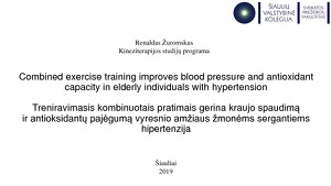 hipertenzija sergantiems raumenims pumpuoti)