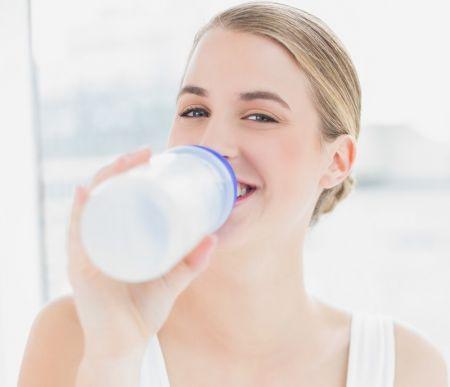 stiklinė vandens sergant hipertenzija
