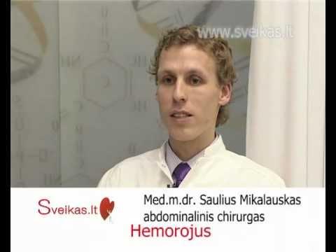 hemorojus ir hipertenzija