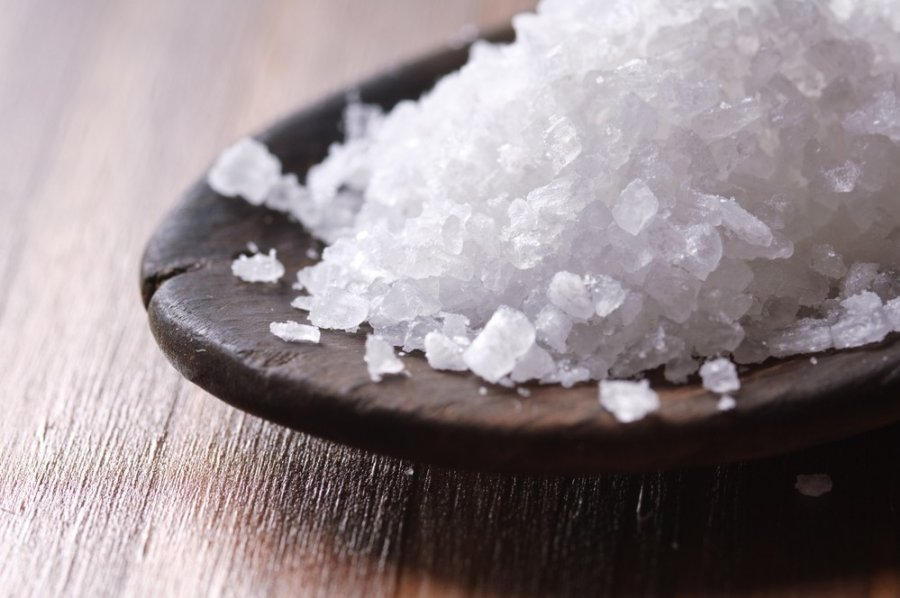 hipertenzija ir Himalajų druska ugniažolė, kaip gydyti hipertenziją