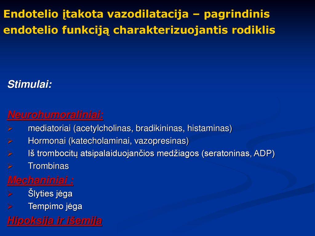 Pirminė esminė hipertenzija: kas tai yra, priežastys, simptomai, gydymas - Vaskulitas November