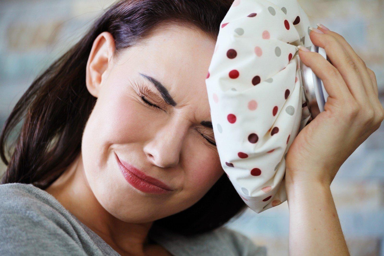 Hipertenzijos sindromas: kas tai yra, simptomai, priežastys, gydymas - Migrena -