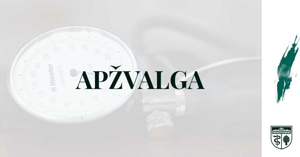 apžvalga apie hipertenziją)