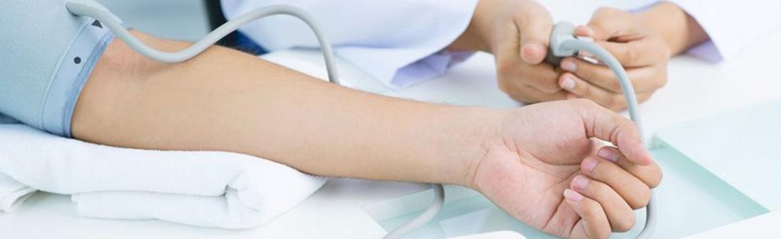 kaip ir kada matuoti kraujospūdį esant hipertenzijai